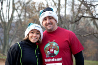 Monticello Holiday classic 5K 2017